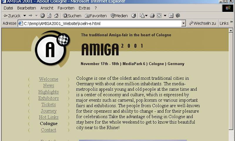 Amiga 2001 (Messe)